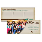 Navigators EDGE Corps Brochure 50/pkg-