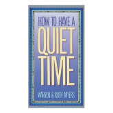 How to Have a Quiet Time Booklet-