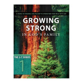 2.7 Series No 1 Growing Strong in God's Family Book-