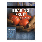 2.7 Series No 3 Bearing Fruit in God's Family Book-
