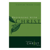 Beginning with Christ Booklet-