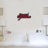 1 ft x 2 ft Fan WallSkinz-Geaux Colonels-Sword