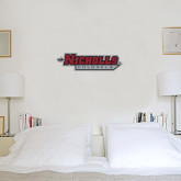 2 ft x 3 ft Fan WallSkinz-Nicholls Colonels