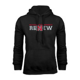Black Fleece Hood-Renew Flat