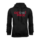 Black Fleece Hood-Colonel Pride One Pride