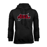Champion Black Fleece Hood-Geaux Colonels-Sword