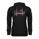 Adidas Climawarm Black Team Issue Hoodie-Nicholls Colonels-Sword