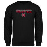 Black Fleece Crew-Track & Field Stacked