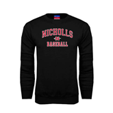 State Champion Black Fleece Crew-Baseball