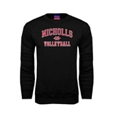 State Champion Black Fleece Crew-Volleyball