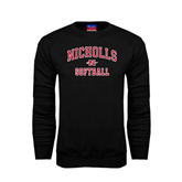 State Champion Black Fleece Crew-Softball