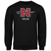 Black Fleece Crew-Soccer