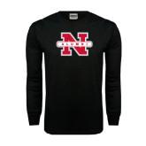 Black Long Sleeve TShirt-Alumni N