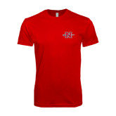 SoftStyle Red T Shirt-Official Logo