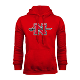 Champion Red Fleece Hood-N-Sword
