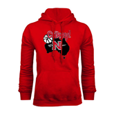 State Champion Red Fleece Hood-Crikey Basketball