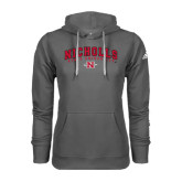 Adidas Climawarm Charcoal Team Issue Hoodie-Nicholls University