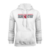 White Fleece Hood-Renew Flat