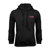 Champion Black Fleece Hood-Nicholls Colonels
