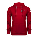 Adidas Climawarm Red Team Issue Hoodie-Geaux Colonels-Sword