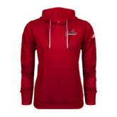 Adidas Climawarm Red Team Issue Hoodie-Nicholls Colonels-Sword