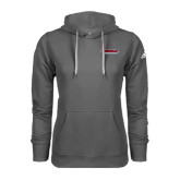 Adidas Climawarm Charcoal Team Issue Hoodie-Nicholls Colonels