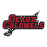Extra Large Magnet-Geaux Colonels-Sword, 18 in W
