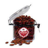 Almond Bliss Round Canister-Official Logo