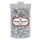 Kissable Creations Large Round Canister-Official Logo