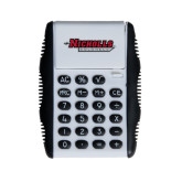 White Flip Cover Calculator-Nicholls Colonels