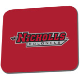 Full Color Mousepad-Nicholls Colonels