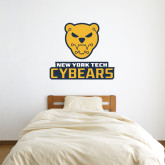 3 ft x 3 ft Fan WallSkinz-Cybears