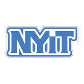 Medium Decal-NYIT, 8in Wide