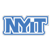 Large Decal-NYIT, 12in Wide