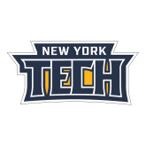 Large Decal-New York Tech
