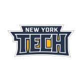 Small Decal-New York Tech