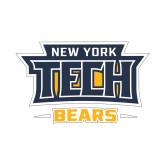 Small Decal-New York Tech Bears
