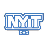 Dad Decal-Dad, 6in Wide