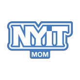 Mom Decal-Mom, 6in Wide