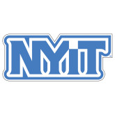 Extra Large Decal-NYIT, 18in Wide
