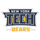 Extra Large Decal-New York Tech Bears
