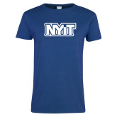 Ladies Royal T-Shirt-NYIT
