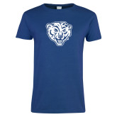 Ladies Royal T-Shirt-Mascot
