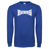 Royal Long Sleeve T Shirt-Bears