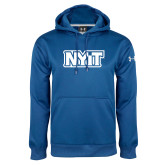 Under Armour Royal Performance Sweats Team Hoodie-NYIT