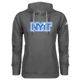 Adidas Climawarm Charcoal Team Issue Hoodie-NYIT