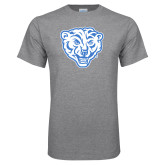 Grey T Shirt-Mascot