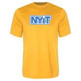 Performance Gold Tee-NYIT