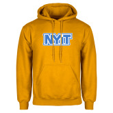 Gold Fleece Hoodie-NYIT