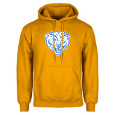 Gold Fleece Hoodie-Mascot